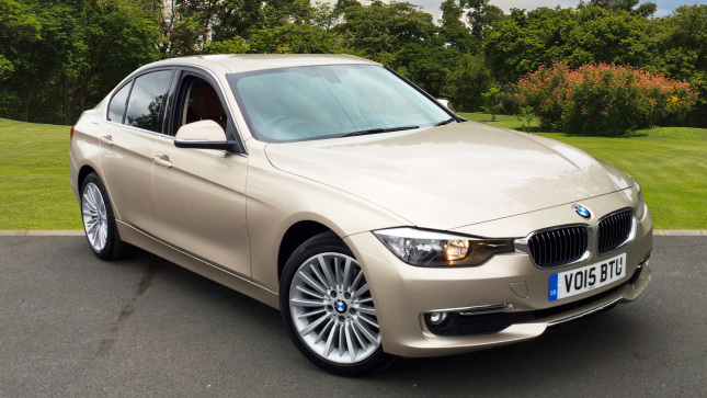 BMW 3 Series 320D Xdrive Luxury 4Dr Step Auto Diesel Saloon
